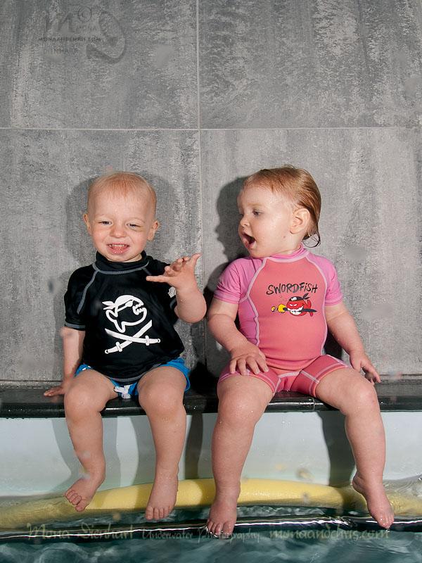 Serious baby talks
