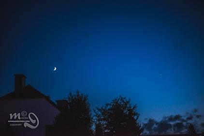 venus & Jupiter 1-0802